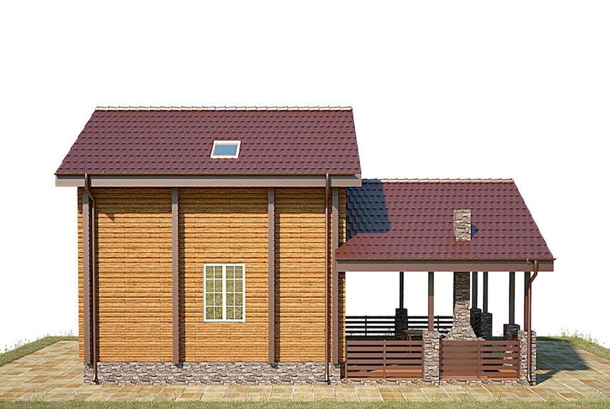 какой деревянный дом лучше
