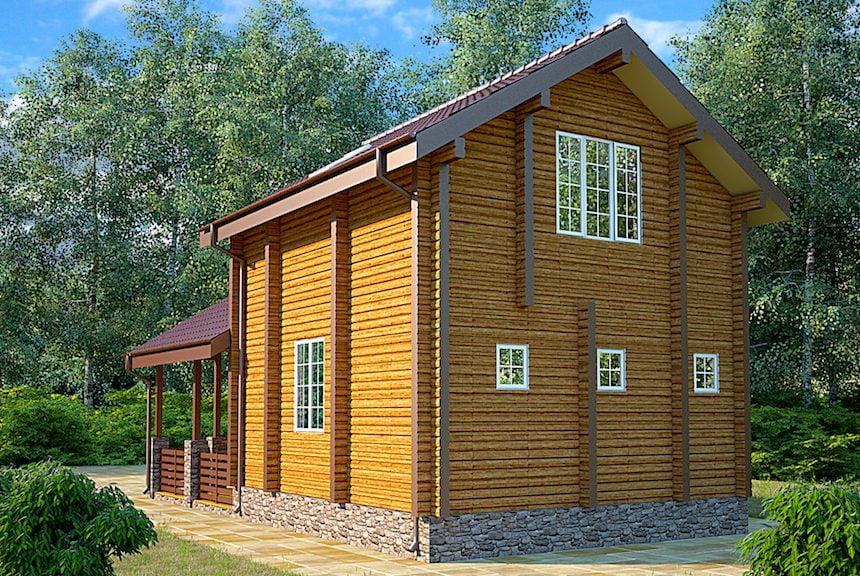 стоим деревянные дома