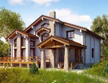 дома из бруса от производителя
